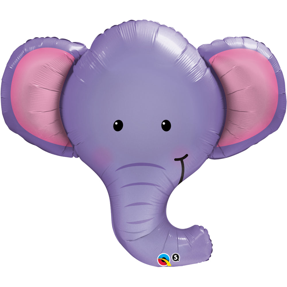 Special Shapes Ellie The Elephant Foil Balloon