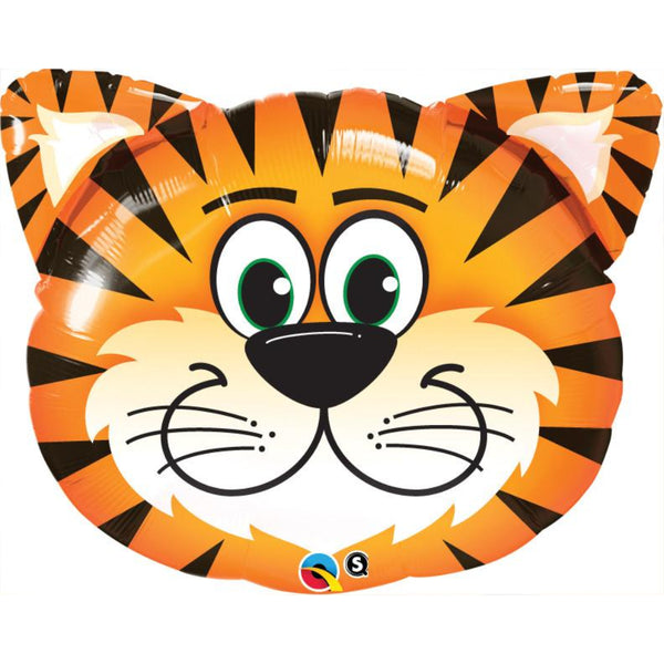 Special Shapes Tickled Tiger Foil Balloon