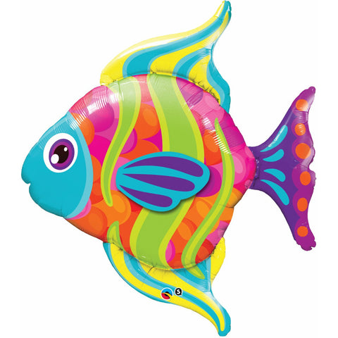 Fashionable Fish Foil Balloon