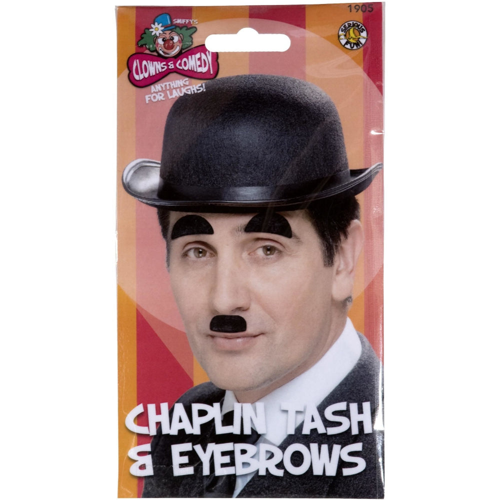 Chaplin Tash & Eyebrows