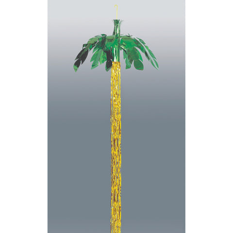 Palm Tree Hanging Foil Deco
