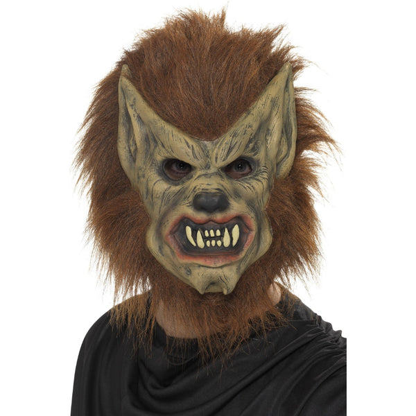 Werewolf Mask Foam Latex