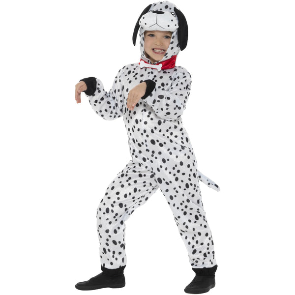 Dalmatian Girl Costume Black & White