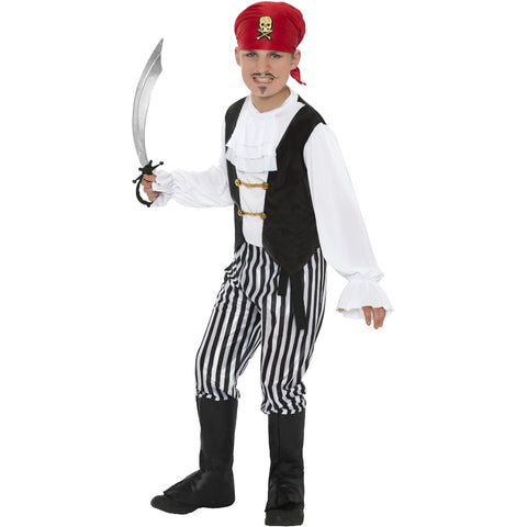 Pirate B Costume