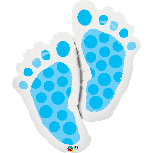 Baby Feet  Foil Balloon