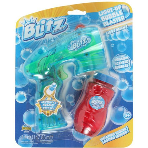 Bubble Blitz Light Blaster