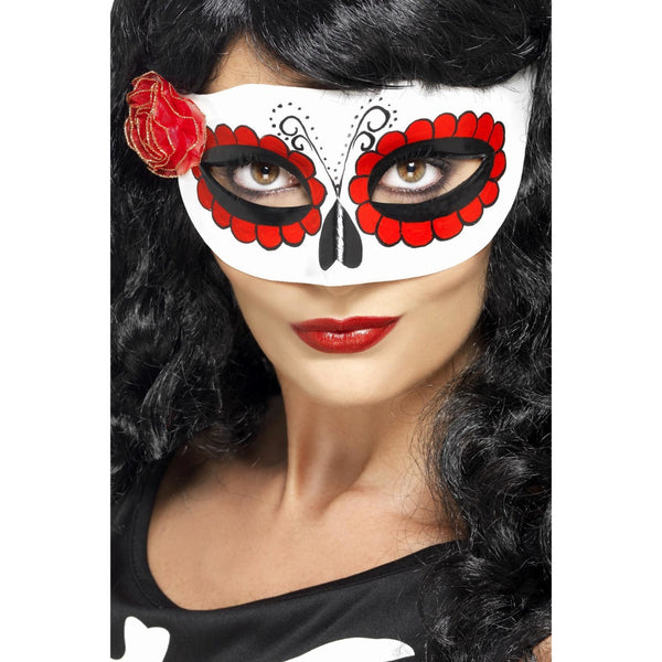 Mexican Day Of The Dead Eyemask F