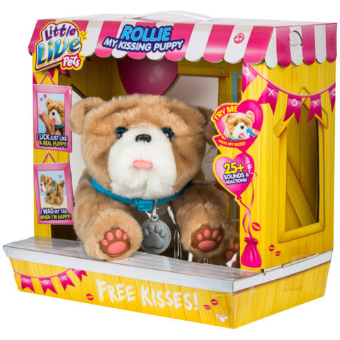 Little Live Pets My Kissing Puppy S3 Rollie