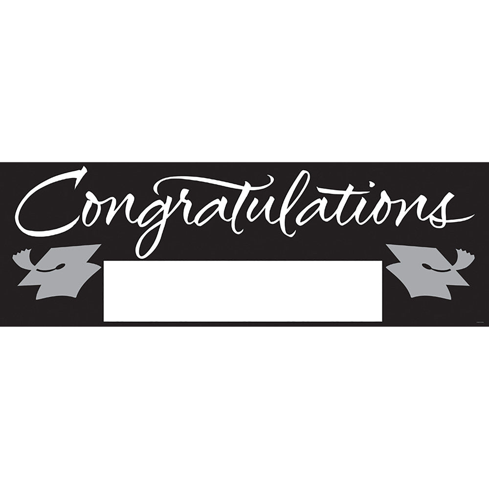 Graduation Decor Giant Party Banners