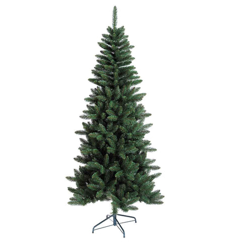X-mas Tree Danfield Fir 7ft Green 651 Tips