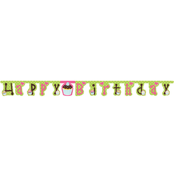 Sweet Treats Jointed Banner Large