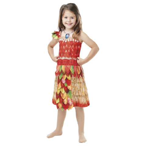 Deluxe Moana Girl Costume