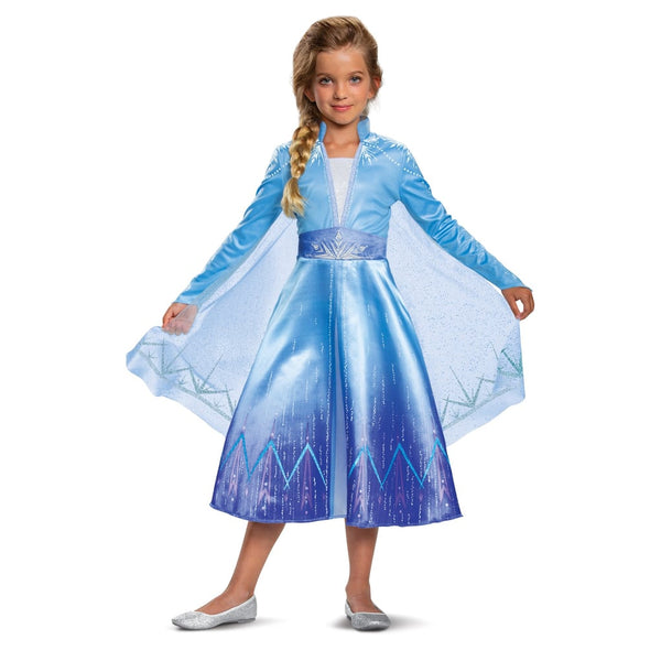 FROZEN 2-ELSA TRAVEL DRESS CLASSIC