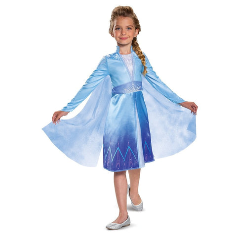 FROZEN 2-ELSA TRAVEL DRESS CLASSIC Toddler