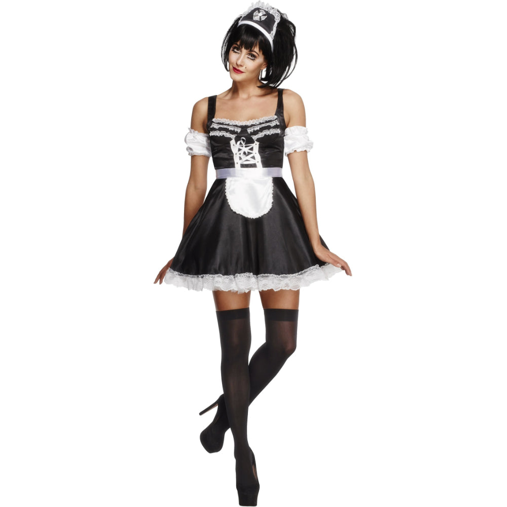 Fever Flirty French Maid F Costume M