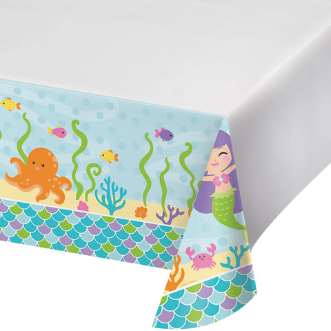 Mermaid Friends Tablecover All Over Print