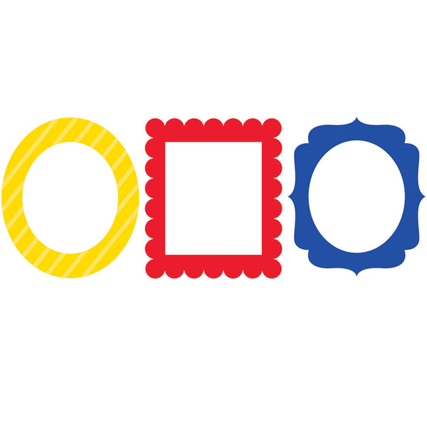 Photo Frame Primary Color