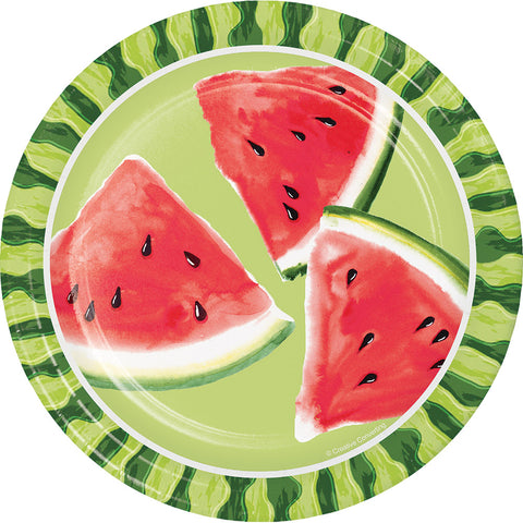 Watermelon Whimsy L-Plate