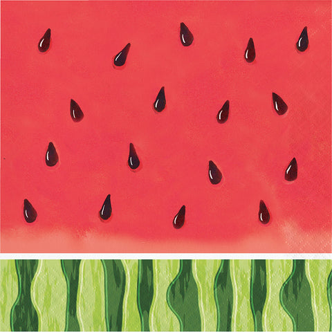 Watermelon Whimsy L-Napkin