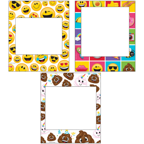 Emojions Photo Frame