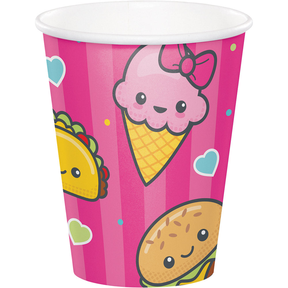 Junk Food Fun Cups
