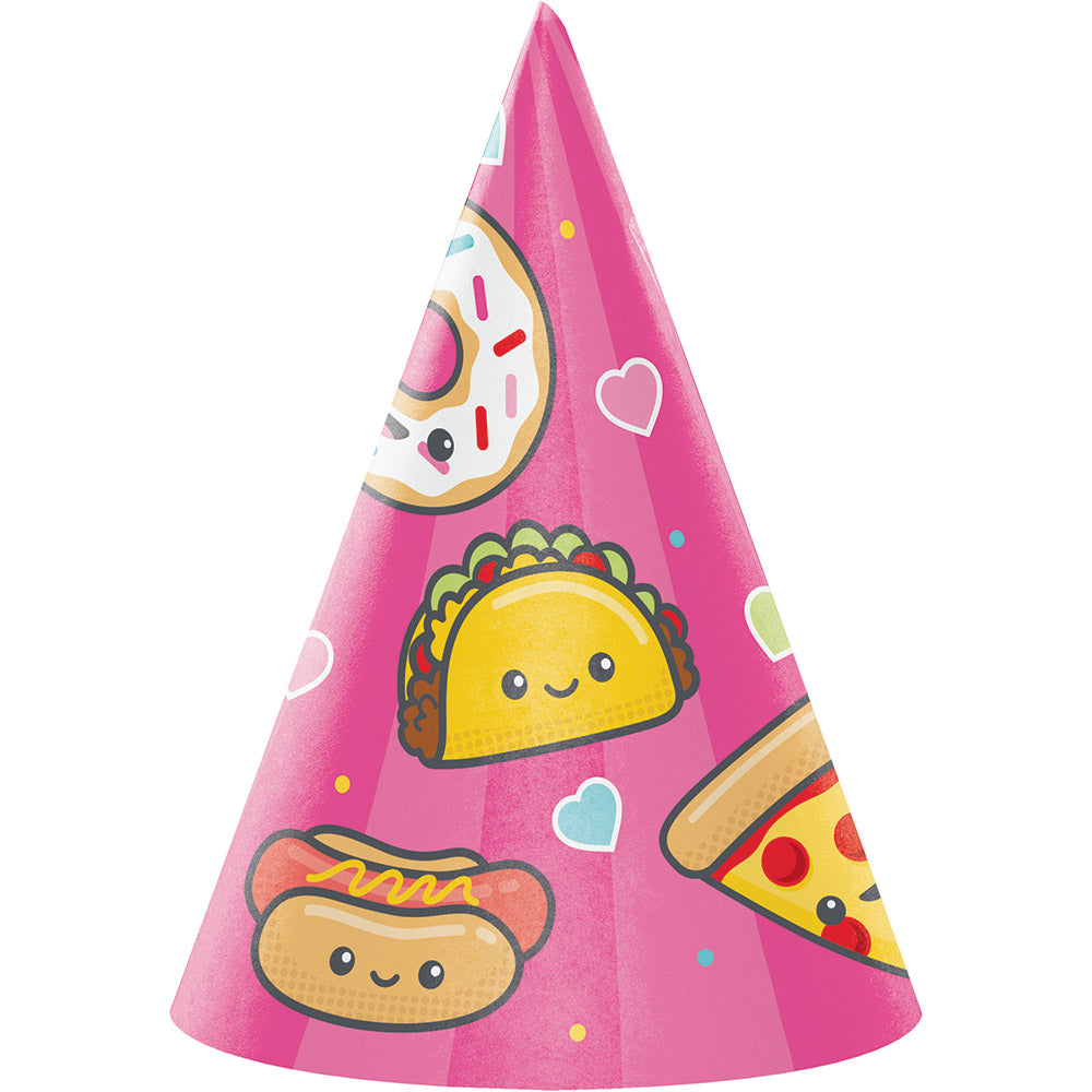 Junk Food Fun Hat Child