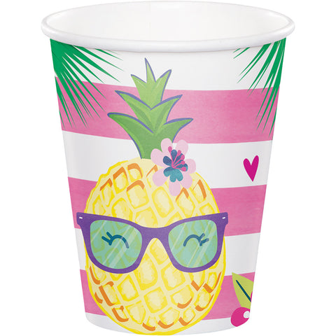 Pineapple N Friends Cups