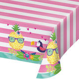 Pineapple N Friends Plastic Table Cover