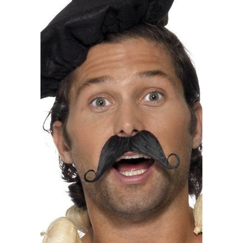 Frenchman Moustache