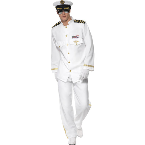 Captain Deluxe Costume