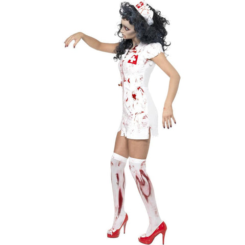 Zombie Nurse Women Costume