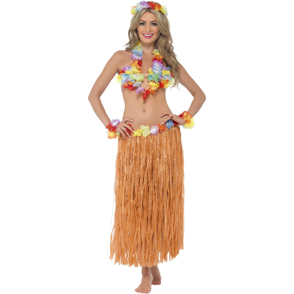 Hula Honey F Costume Instant Kit