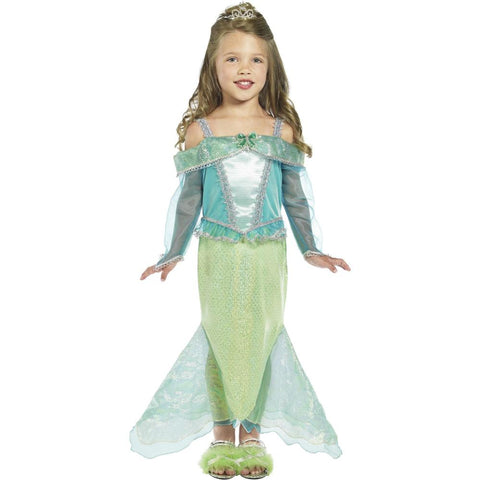 Memaid Princess Girl Costume