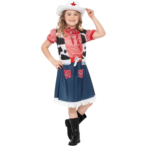 Cow Girl Sweetie Child Costume