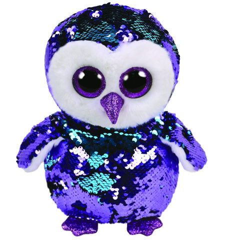 Boos Flippable Owl Moonlight