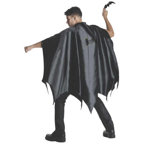 Batman Deluxe Male Cape