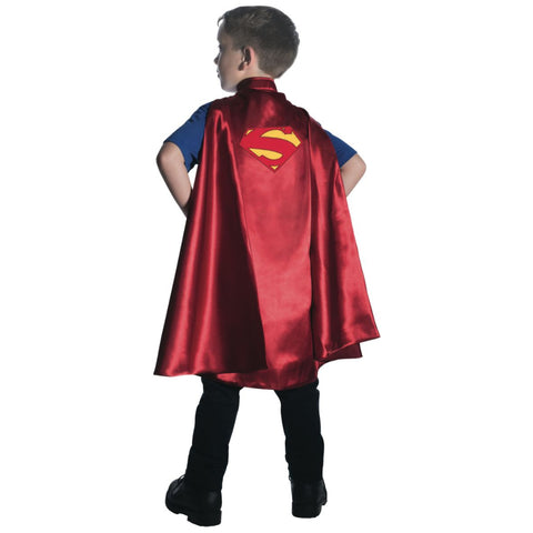 Superman Dlx Boy Cape