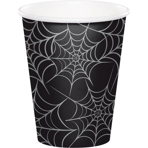 Wicked Spider Hot/Cold Cup 9oz 8pcs