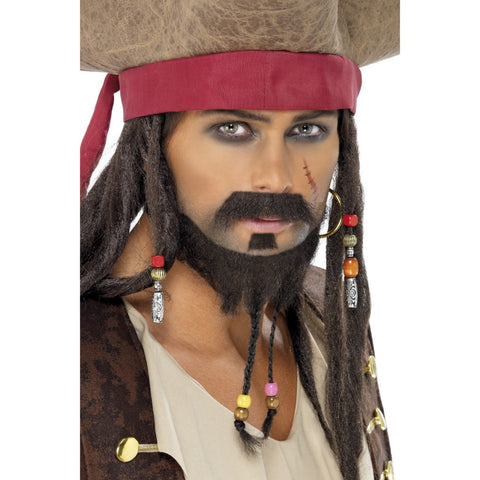 Pirate Beard Set