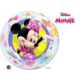 Minnie Mouse Bow-Tique Single Bubble