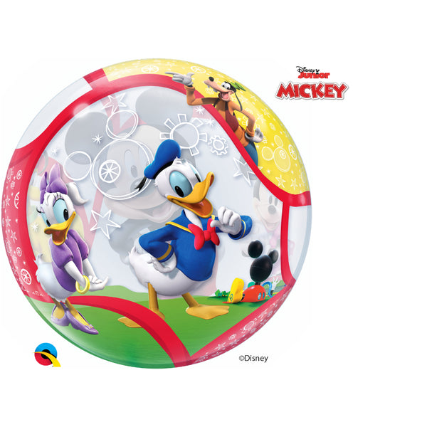 Mickey & His Friends 22in Single Bubble 1Ct