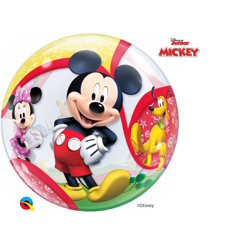 Mickey & His Friends Single Bubble