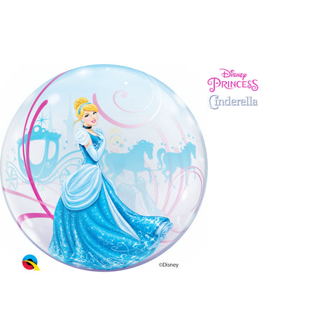 CinderellaS Royal Debut 22in Single Bubble 1Ct