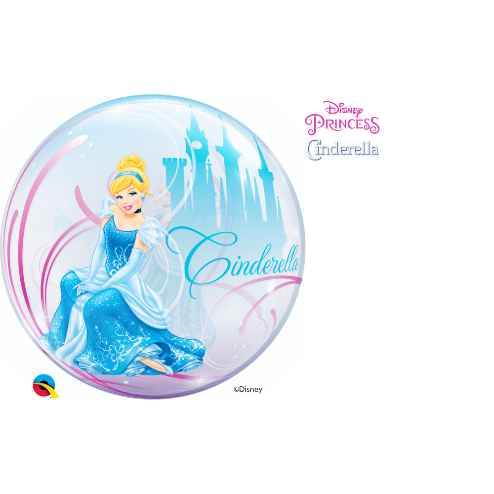 CinderellaS Royal Debut Single Bubble