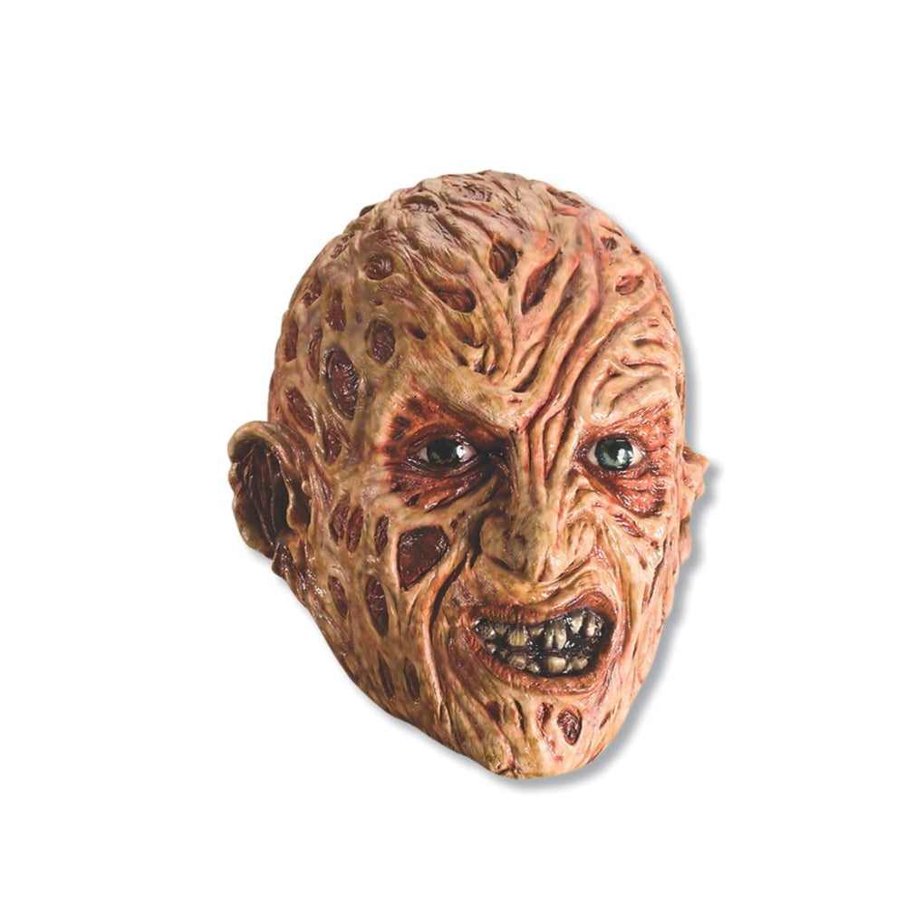 Freddy Krueger 3/4 Vinyl Adult Mask