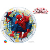 MarvelS Ultimate Spider-Man 22in Single Bubble 1Ct