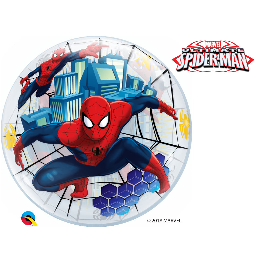 MarvelS Ultimate Spider-Man Single Bubble