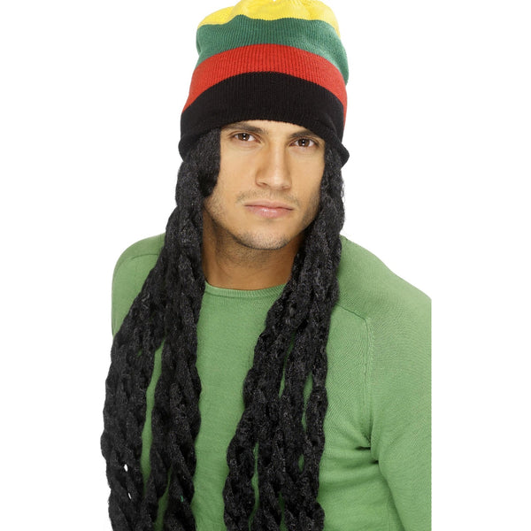 Rasta Male Hat