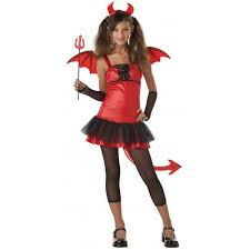 Devil Grrrl Costume G