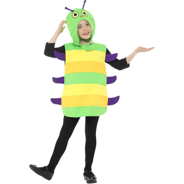 Caterpillar Boy Costume